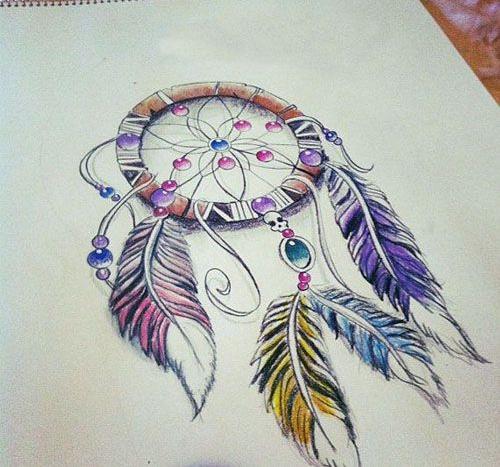 Dibujos de Atrapasueños